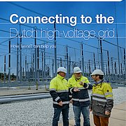 Connecting to the Dutch high-voltage grid